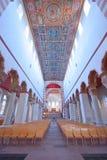 St Michaelischurch, 1000 jaar oud Stock Fotografie