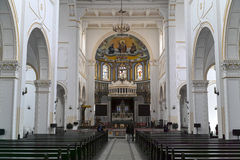St Michaels大教堂 免版税库存照片