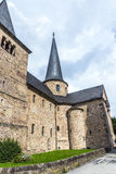 St Michaels教会在富尔达 免版税库存图片
