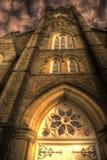 St Michaels Basiliek, Miramichi, New Brunswick Royalty-vrije Stock Afbeeldingen