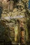 St Michaels Cave Royalty Free Stock Images