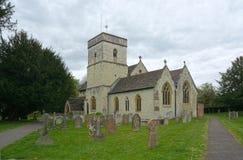 St Michaels Church, Betchworth, Surrey, het UK stock afbeeldingen