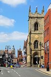 St Michaels Church, Chester. Royalty Free Stock Images