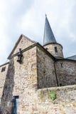 St Michaels Church en Fulda Fotografía de archivo
