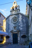 St Michaels Church, Korcula Stock Photography