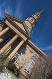 St michaels episcopal Royalty Free Stock Photo