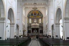 St Michaels katedra Zdjęcie Royalty Free