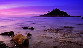 St Michaels mount Royalty Free Stock Image