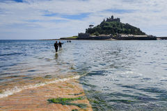 Free St Michaels Mount Royalty Free Stock Image - 77265046