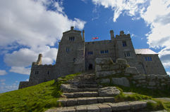 St Michaels Mount Cornwall photo stock