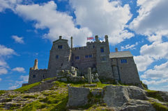 St Michaels Mount Cornwall photo libre de droits