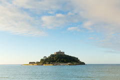 St Michaels Mount Cornwall England photos libres de droits