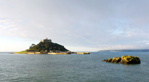 St Michaels Mount Cornwall England Royalty Free Stock Photo