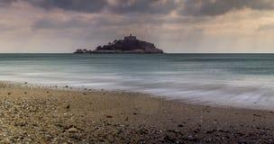St Michaels mount, Cornwall, england uk Royalty Free Stock Image
