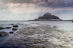 St Michaels mount, Cornwall, england uk Stock Images