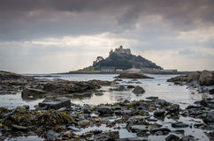 St Michaels mount, Cornwall, england uk Stock Photography
