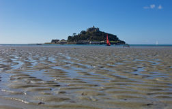 St Michaels Mount Cornwall Stock Images