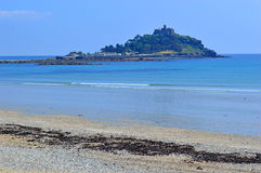 St Michaels Mount Royalty Free Stock Photo