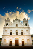 St. Micheal's Chapel of Anjuna, Goa, India Royalty Free Stock Photo