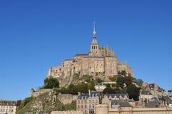 St Michel di Mont Fotografie Stock Libere da Diritti