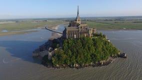 St Michel di Mont Fotografia Stock Libera da Diritti