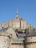 St Michel di Mont Immagine Stock Libera da Diritti