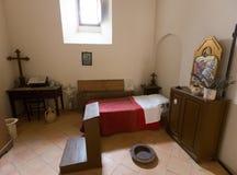St Michele Abbey Imágenes de archivo libres de regalías