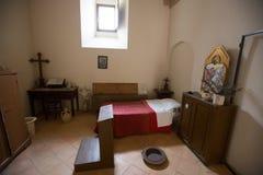 St. Michele Abbey Royalty Free Stock Photo