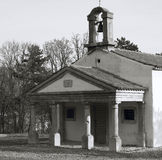 St. Mihovil's chapel Stock Photos