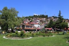 St Mild van Ohrid Royalty-vrije Stock Afbeelding