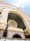 Inside St. Mina Cathedral at Egypt. St. Mina Cathedral Egypt Royalty Free Stock Photos