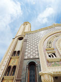 St. Mina Cathedral at Egypt Stock Photography