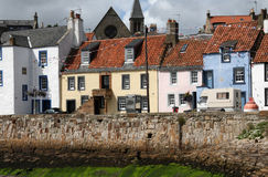 St Monans Royalty Free Stock Photos