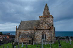 St.monans church Royalty Free Stock Images