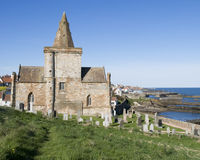 St Monans Church Royalty Free Stock Images