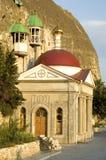 St Monastero clemente della caverna di Inkerman Fotografie Stock