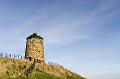 St Monens Fife del mulino a vento Fotografia Stock