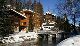 St. Moritz Stock Photos