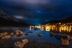 St. Moritz Bad Royalty Free Stock Images