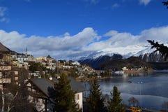St.Moritz Royalty Free Stock Photography