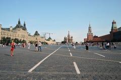 st moscow красный России собора базилика квадратный Стоковое Изображение