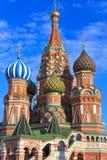 st moscow красный s собора базилика квадратный стоковая фотография rf