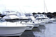 St motorizzata Kilda degli yacht Fotografia Stock Libera da Diritti