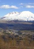 st mt национальный s памятника helen вулканический Стоковое Изображение