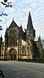 Cathedral. St. Mungos Cathedral in Glasgow, Scotland Stock Photo