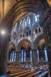 St Mungo ` s katedra, Glasgow, Szkocja, UK Zdjęcie Royalty Free
