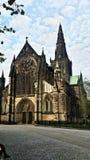 St Mungo& x27; s大教堂,格拉斯哥 库存照片