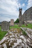 St Munn& x27; chiesa di parrocchia di s, Kilmun fotografie stock libere da diritti
