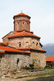 St.Naum church, Macedonia Royalty Free Stock Photography