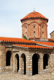 St.Naum church, Macedonia Stock Images